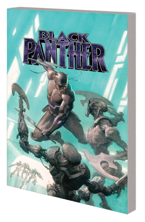 BLACK PANTHERBOOK 07: THE INTERGALACTIC EMPIRE OF WAKANDA, PART TWO