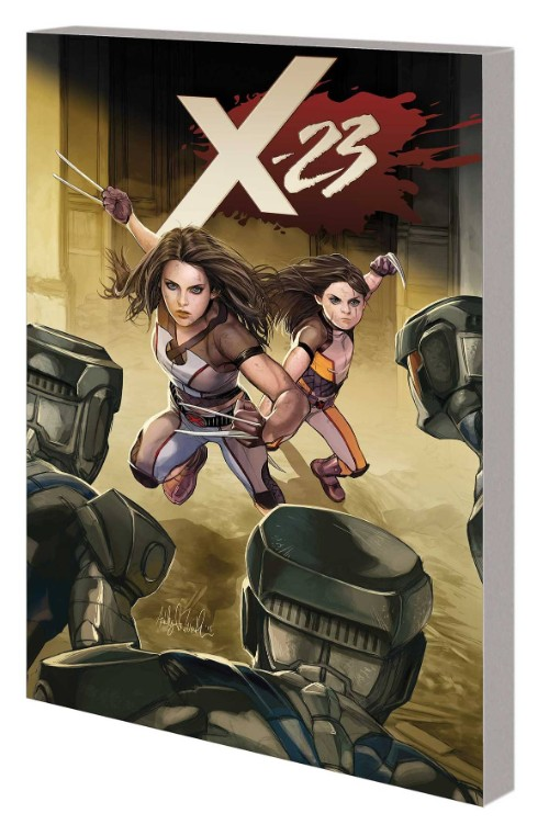 X-23 VOL 02: X-ASSASSIN