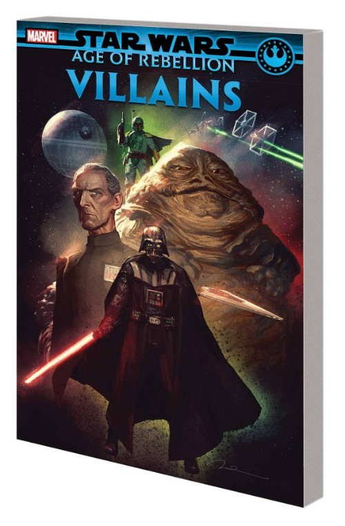 STAR WARS: AGE OF REBELLION--VILLAINS