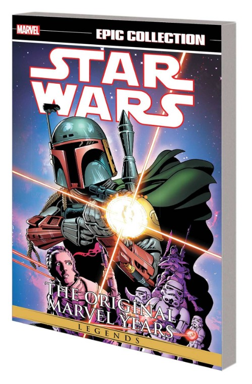 STAR WARS LEGENDS EPIC COLLECTION: THE ORIGINAL MARVEL YEARS VOL 04