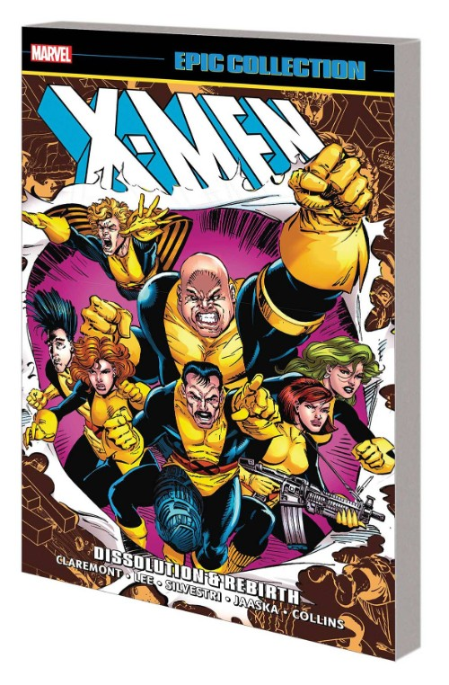 X-MEN EPIC COLLECTION VOL 17: DISSOLUTION AND REBIRTH