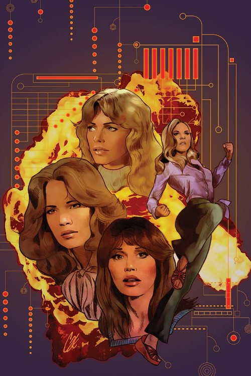 CHARLIE'S ANGELS VS. THE BIONIC WOMAN#1