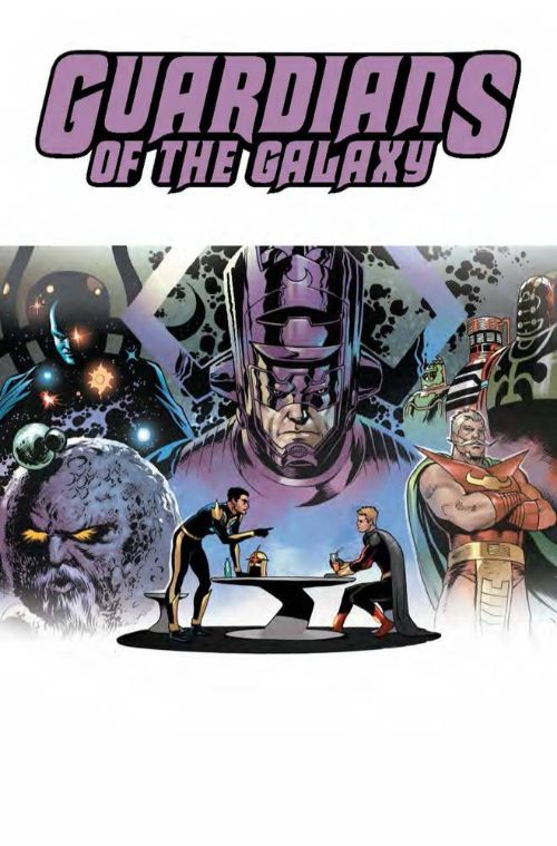 GUARDIANS OF THE GALAXY ANNUAL#1