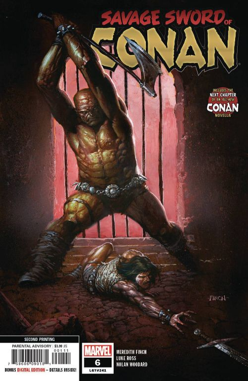 SAVAGE SWORD OF CONAN#6