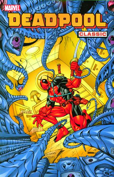 DEADPOOL CLASSIC VOL 04