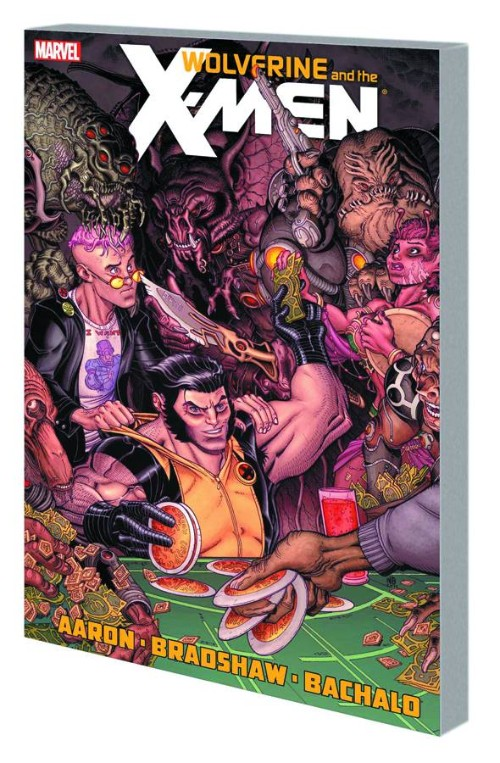 WOLVERINE AND THE X-MEN VOL 02
