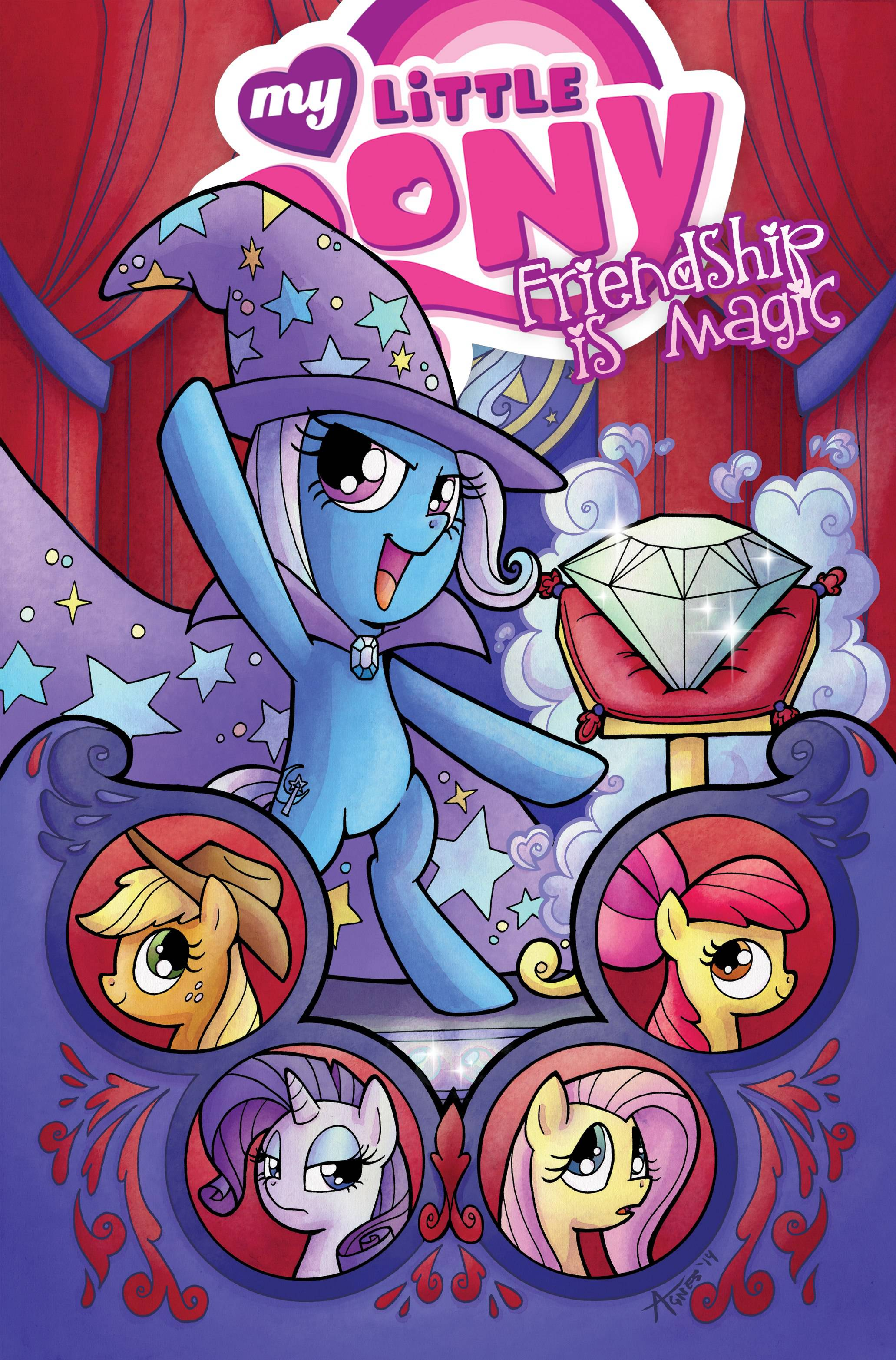 MY LITTLE PONY: FRIENDSHIP IS MAGIC VOL 06