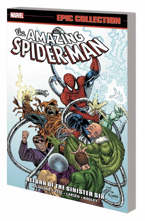 AMAZING SPIDER-MAN EPIC COLLECTION VOL 21: RETURN OF THE SINISTER SIX