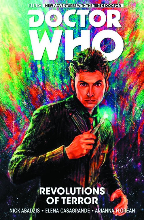 DOCTOR WHO: THE TENTH DOCTOR VOL 01: REVOLUTIONS OF TERROR
