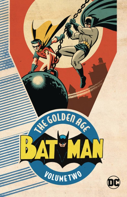 BATMAN: THE GOLDEN AGE VOL 02