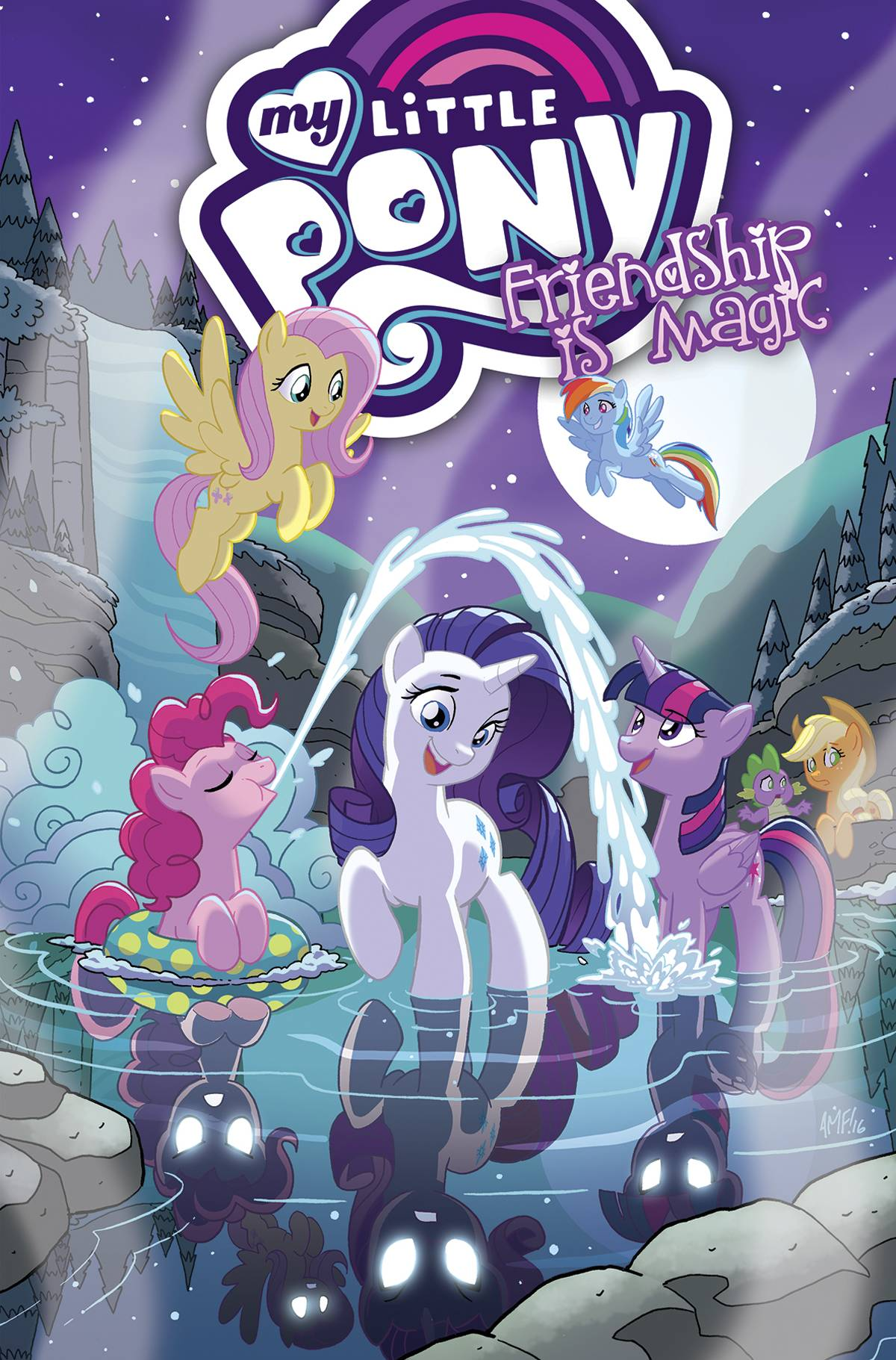 MY LITTLE PONY: FRIENDSHIP IS MAGIC VOL 11