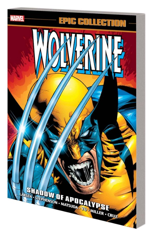 WOLVERINE EPIC COLLECTION VOL 12: SHADOW OF APOCALYPSE
