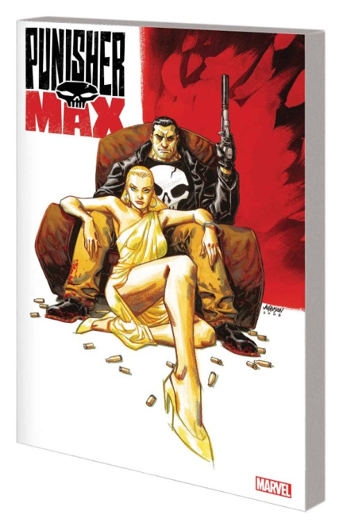 PUNISHER MAX: THE COMPLETE COLLECTION VOL 05