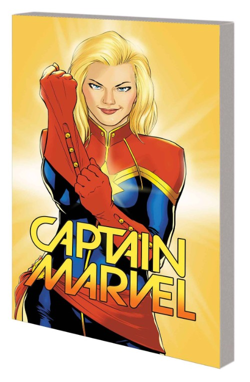 CAPTAIN MARVEL: EARTH'S MIGHTIEST HERO VOL 03