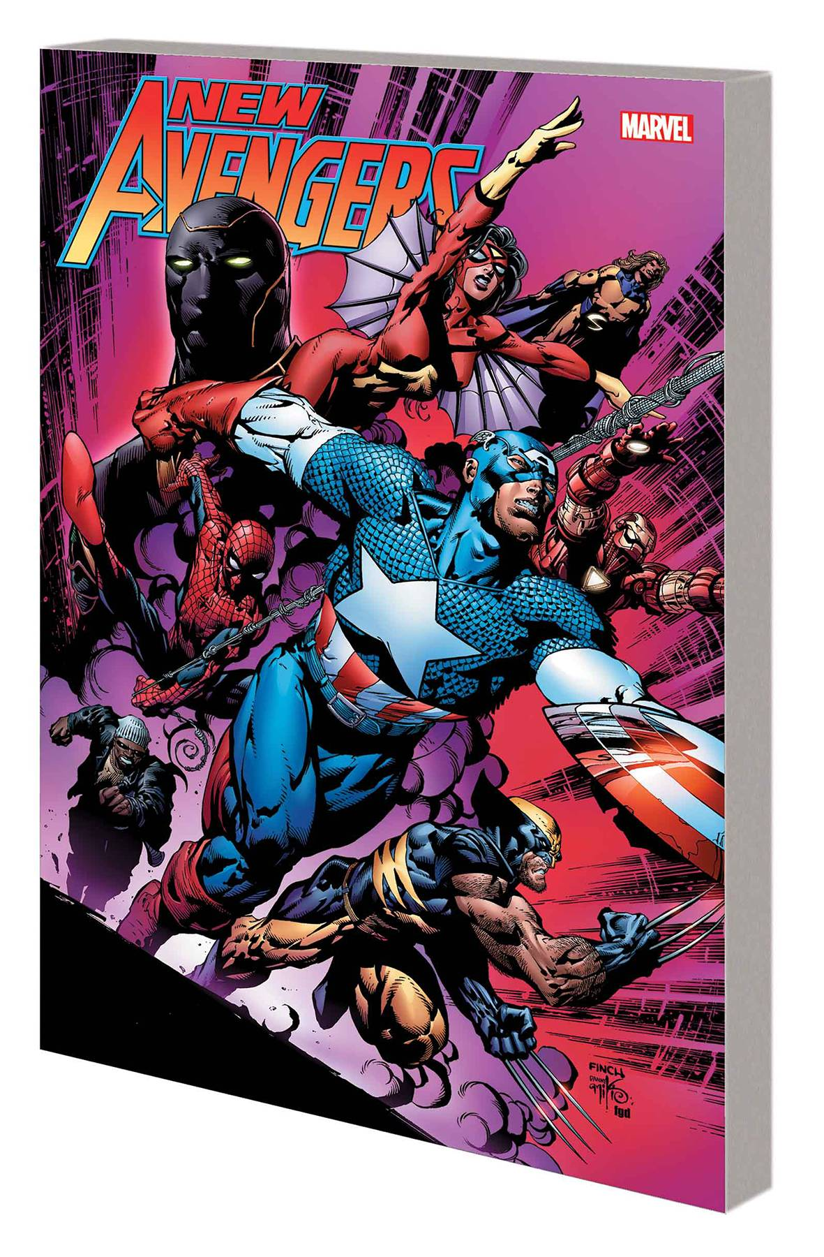 NEW AVENGERS BY BRIAN MICHAEL BENDIS: THE COMPLETE COLLECTION VOL 02