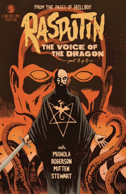 RASPUTIN: THE VOICE OF THE DRAGON#3