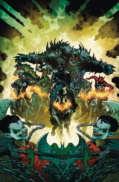 DARK KNIGHTS RISING: THE WILD HUNT#1