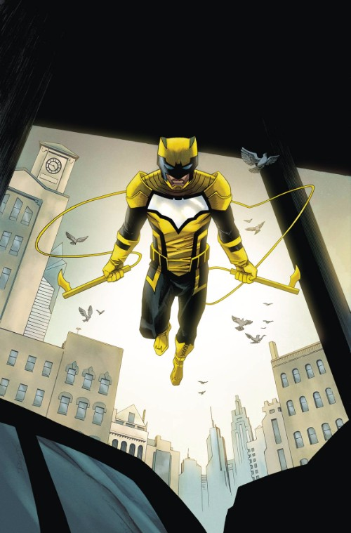 BATMAN AND THE SIGNAL#1
