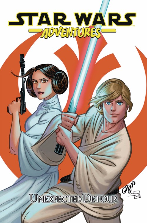 STAR WARS ADVENTURES VOL 02: UNEXPECTED DETOUR