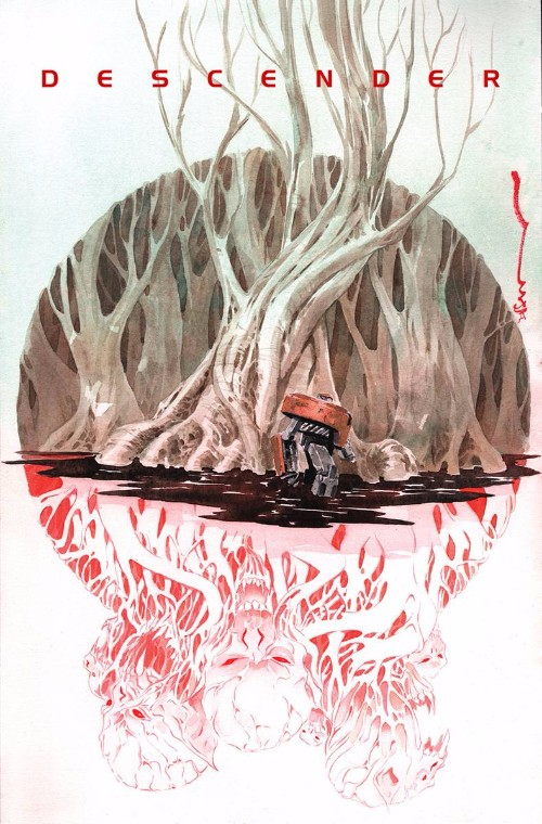DESCENDER VOL 05: RISE OF THE ROBOTS