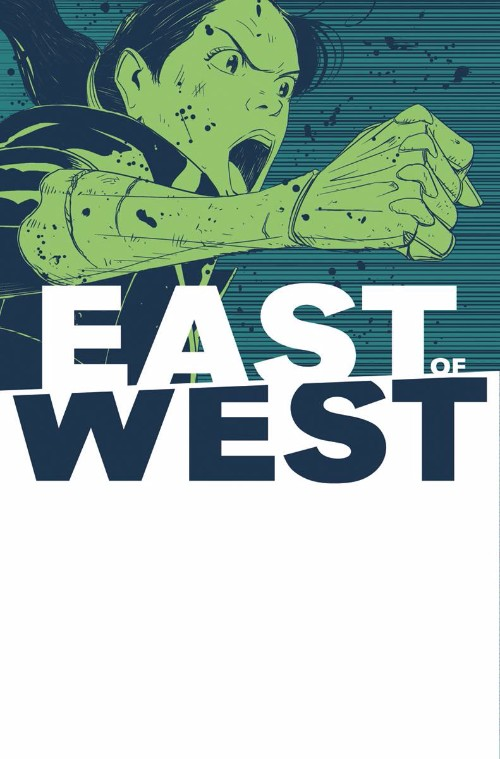 EAST OF WEST#36