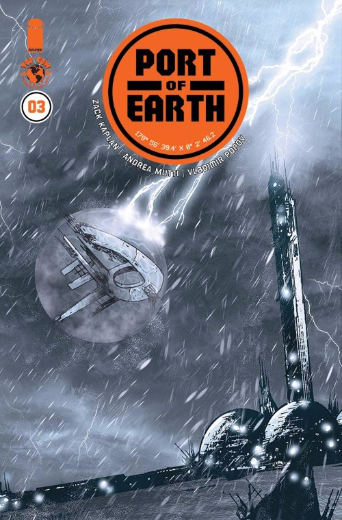 PORT OF EARTH#3