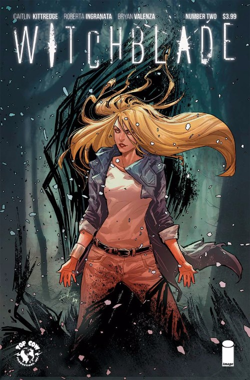 WITCHBLADE#2