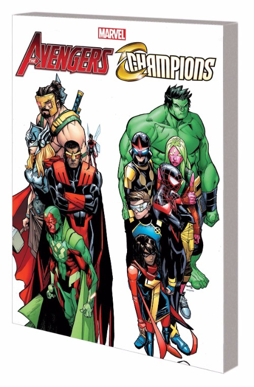 AVENGERS AND CHAMPIONS: WORLDS COLLIDE