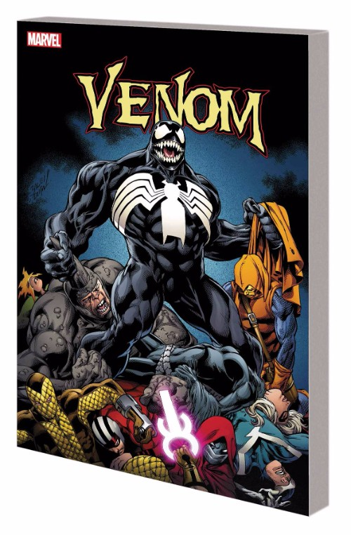 VENOM VOL 03: LETHAL PROTECTOR--BLOOD IN THE WATER