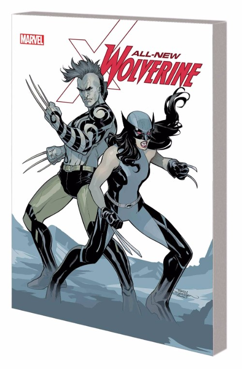 ALL-NEW WOLVERINE VOL 05: ORPHANS OF X