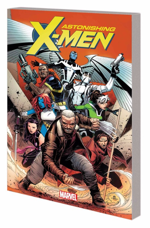 ASTONISHING X-MEN BY CHARLES SOULE VOL 01: LIFE OF X