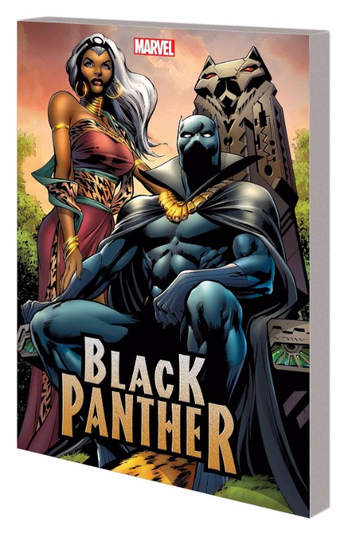 BLACK PANTHER BY REGINALD HUDLIN: THE COMPLETE COLLECTIONVOL 03