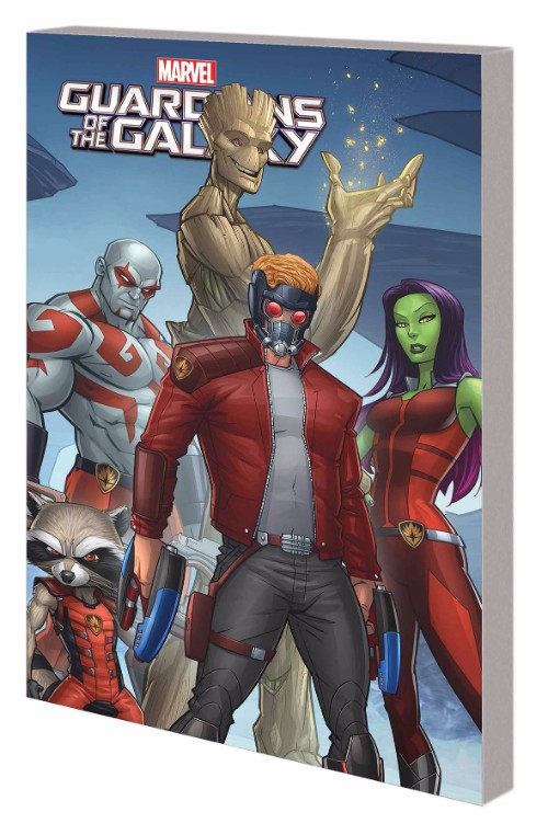 MARVEL UNIVERSE GUARDIANS OF THE GALAXYVOL 06
