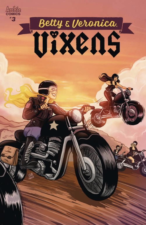 BETTY AND VERONICA: VIXENS#3