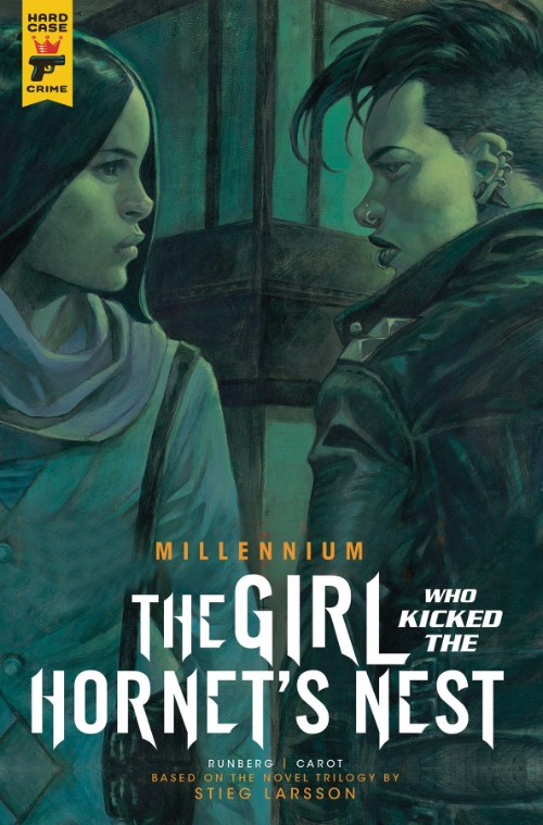 MILLENNIUM--THE GIRL WHO KICKED THE HORNET'S NEST#2