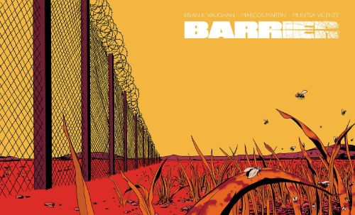 BARRIER LIMITED EDITION