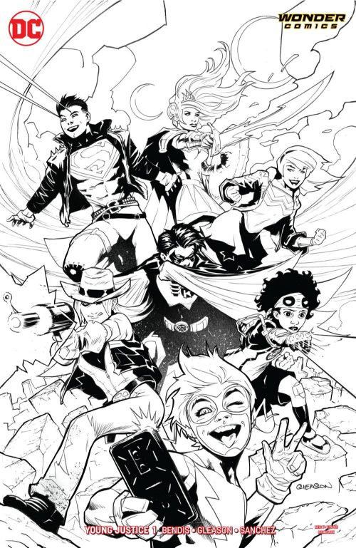 YOUNG JUSTICE#1