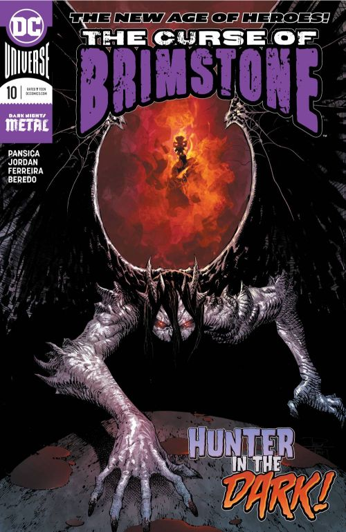 CURSE OF BRIMSTONE#10