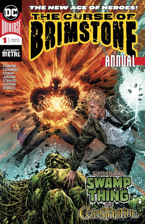 CURSE OF BRIMSTONE ANNUAL#1