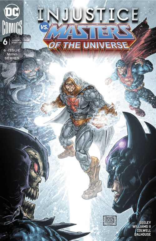 INJUSTICE VS. THE MASTERS OF THE UNIVERSE#6