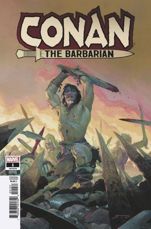 CONAN THE BARBARIAN#1