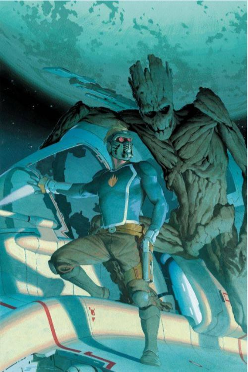 GUARDIANS OF THE GALAXY#1