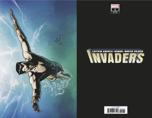 INVADERS#1