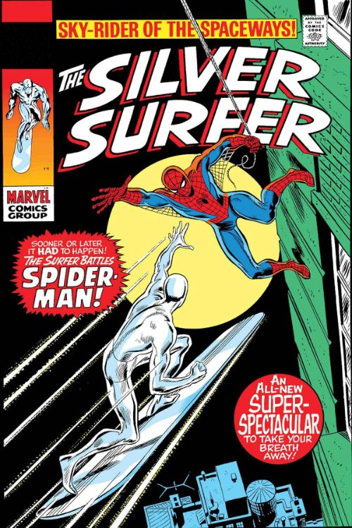SILVER SURFER#14