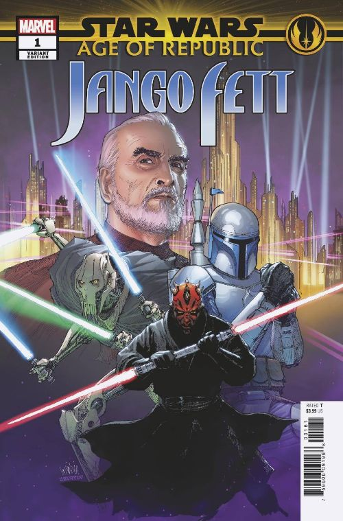 STAR WARS: AGE OF REPUBLIC--JANGO FETT#1