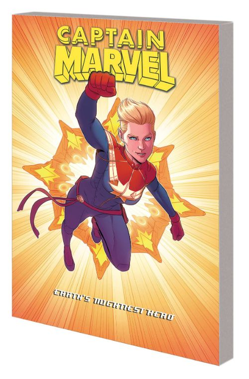 CAPTAIN MARVEL: EARTH'S MIGHTIEST HERO VOL 05