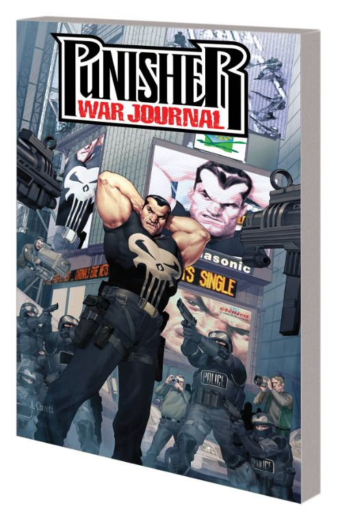 PUNISHER WAR JOURNAL BY MATT FRACTION: THE COMPLETE COLLECTION VOL 01