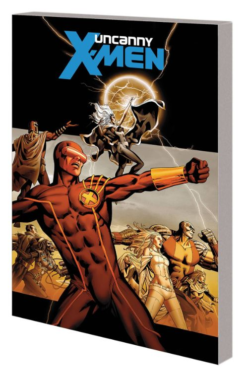 UNCANNY X-MEN BY KIERON GILLEN: THE COMPLETE COLLECTION VOL 01