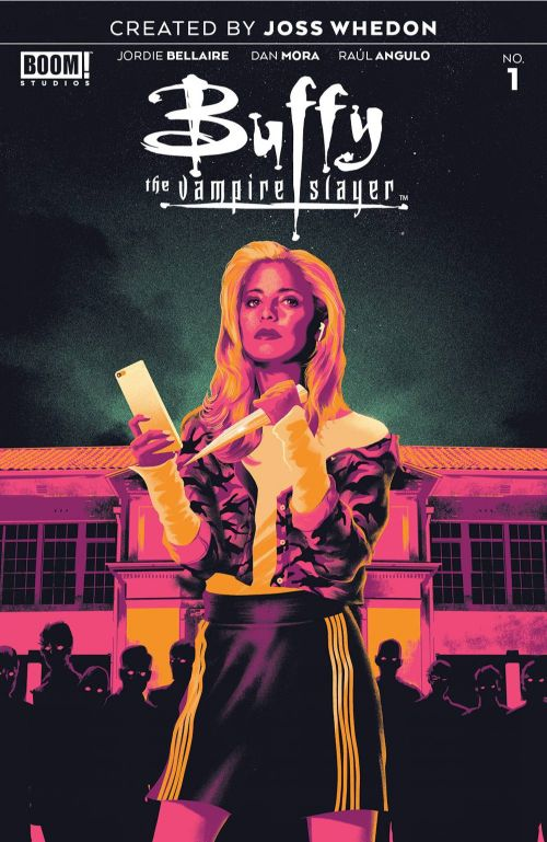 Buffy The Vampire Slayer #1