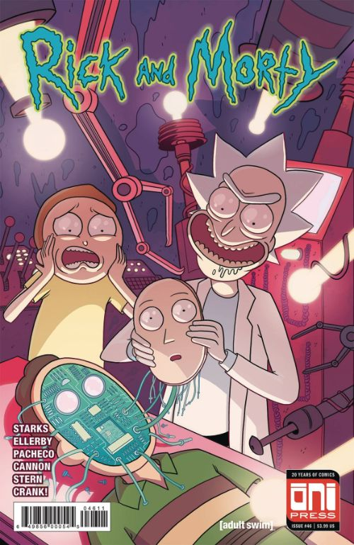 RICK AND MORTY#46